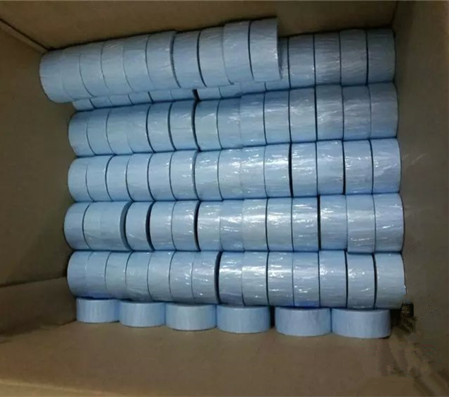 FB  Blue Tape Roll/ Tape tabs