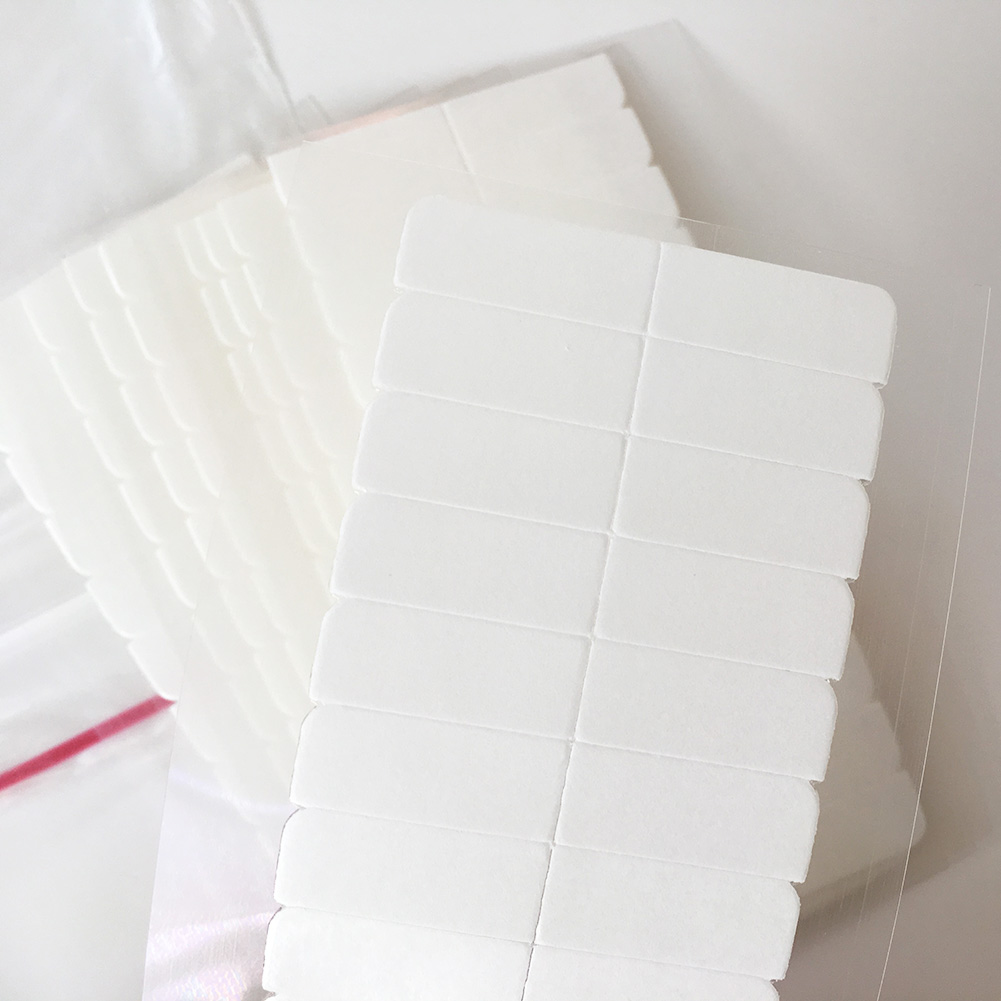 FB  White Tape Tabs 120pcs/pack